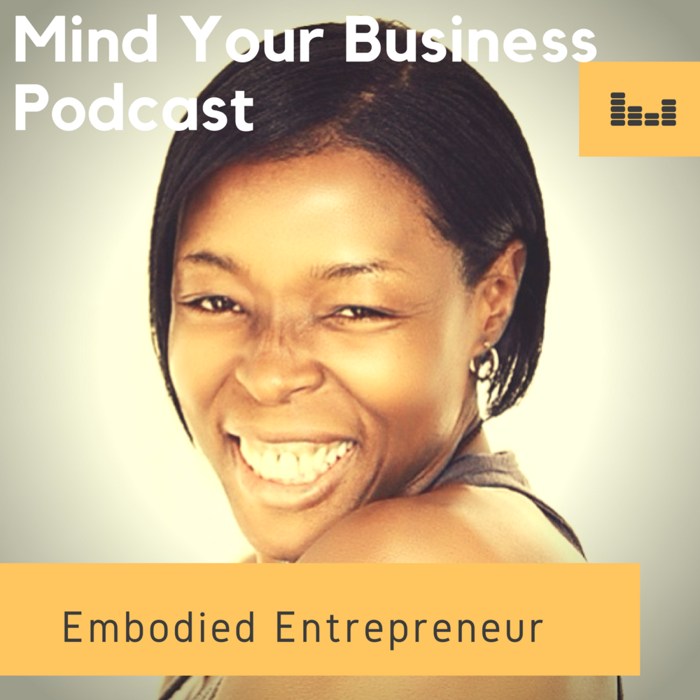 The theme for May is Self Expression. Listen to the Mind Your Business Shows  here