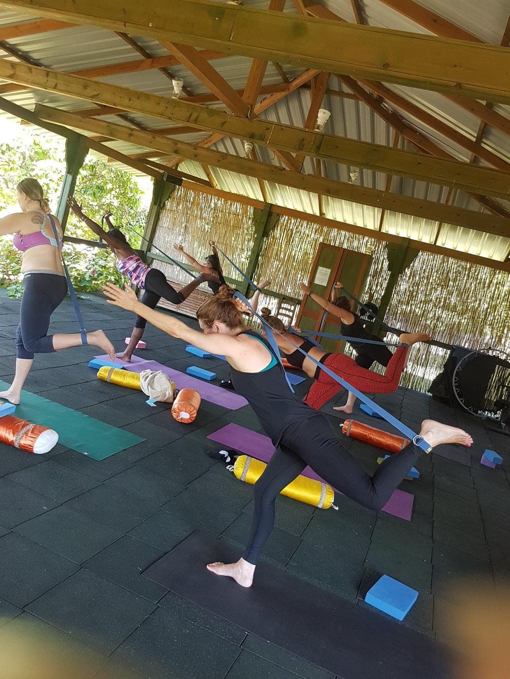 Yoga Holiday, Dalyan, Turkey 2018