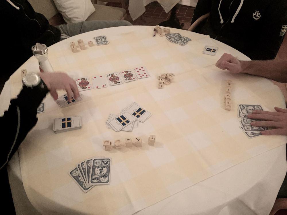 Vilodag = Pokerdag