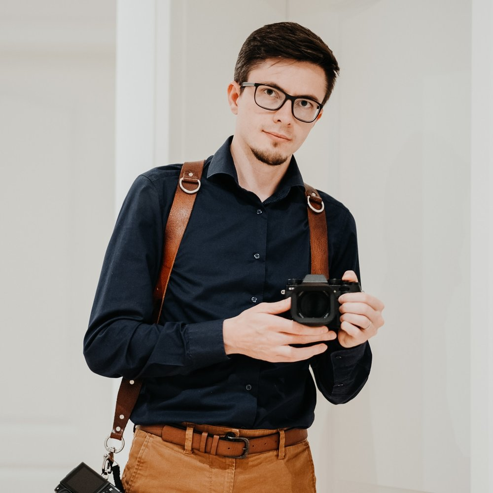 Hi, ich bin Robert - und möchte mit meinen Bilderneure Geschichte erzählen.