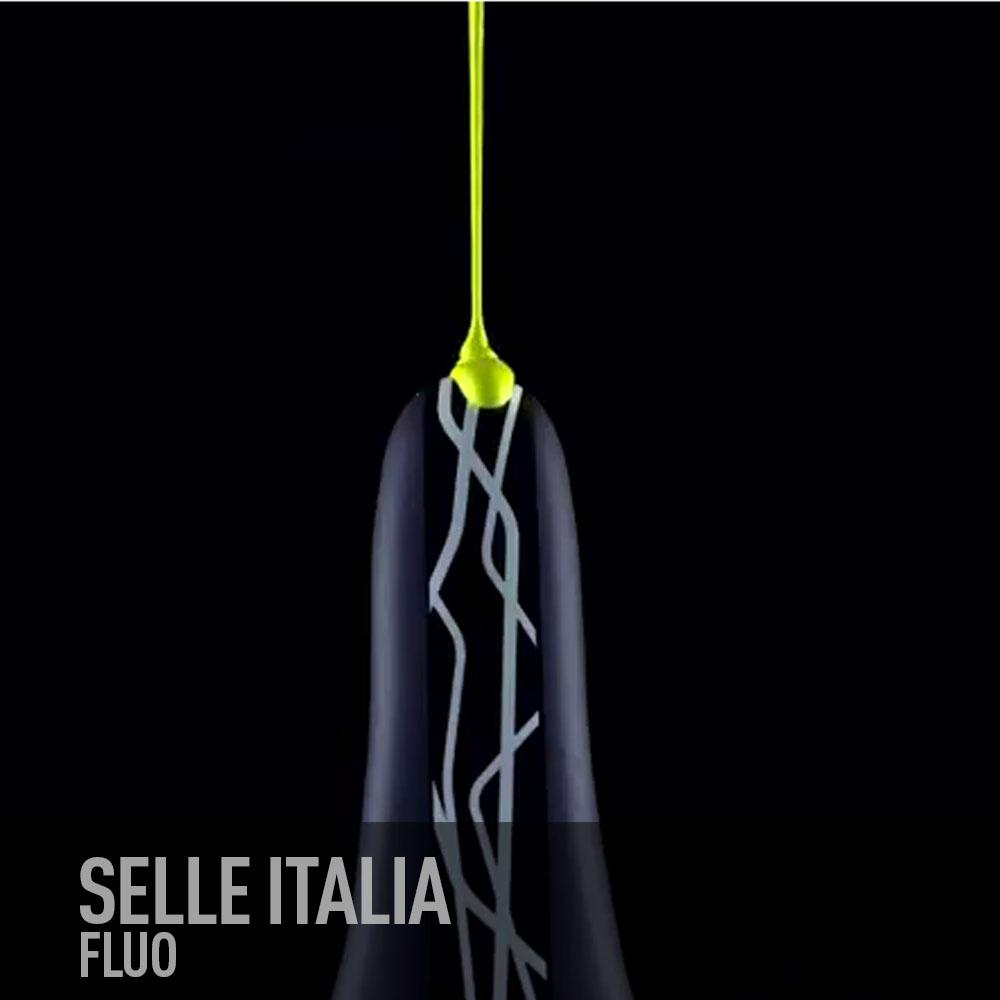 SELLE ITALIA FLUO
