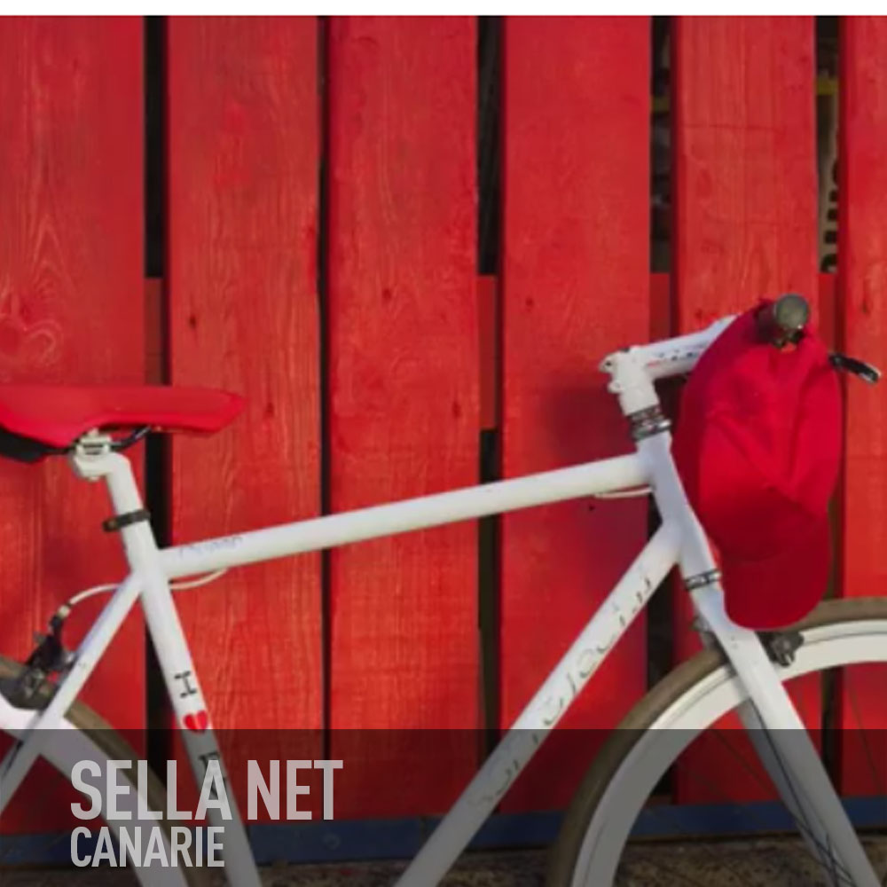 SELLE NET CANARIE
