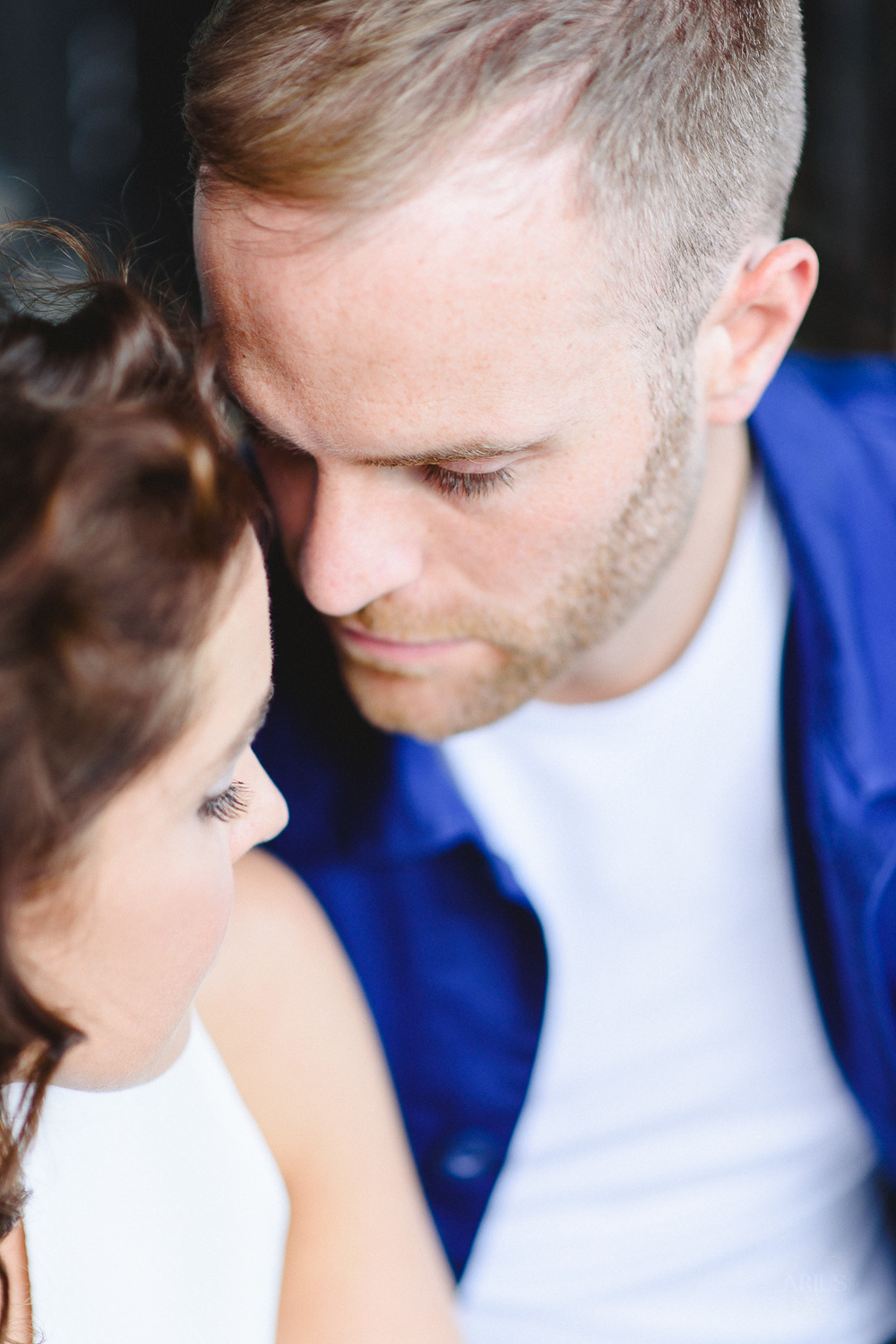 Meatpacking District Engagement Photos