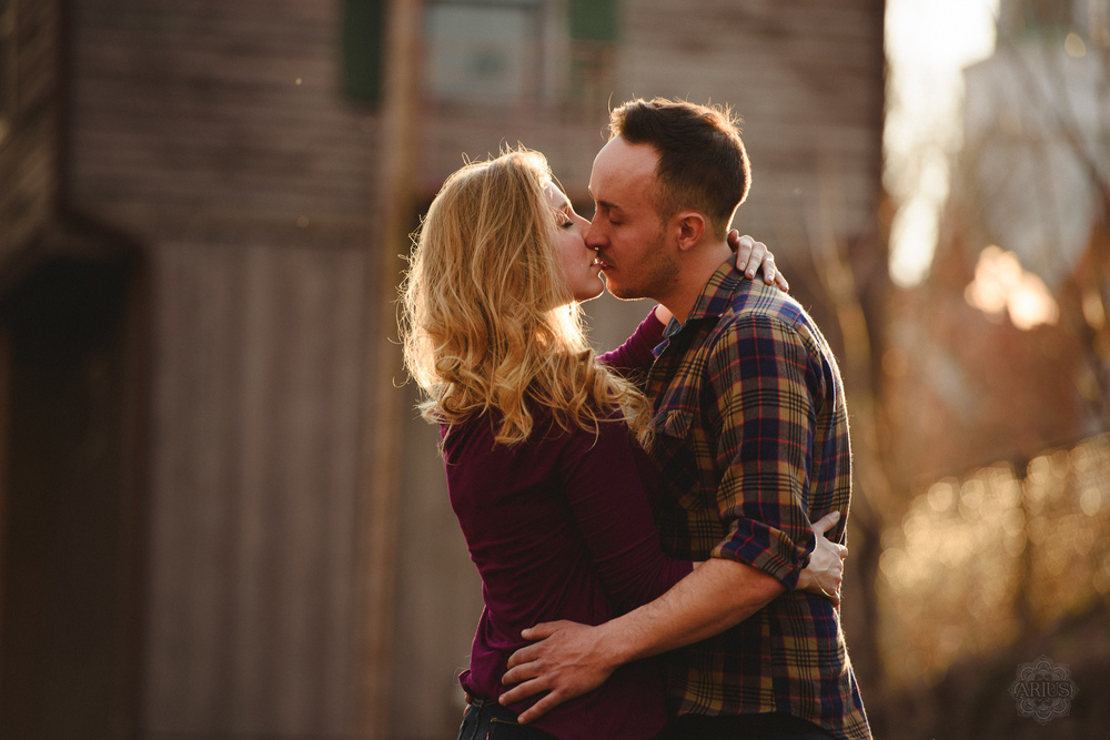 Hudson Valley Engagement Photos