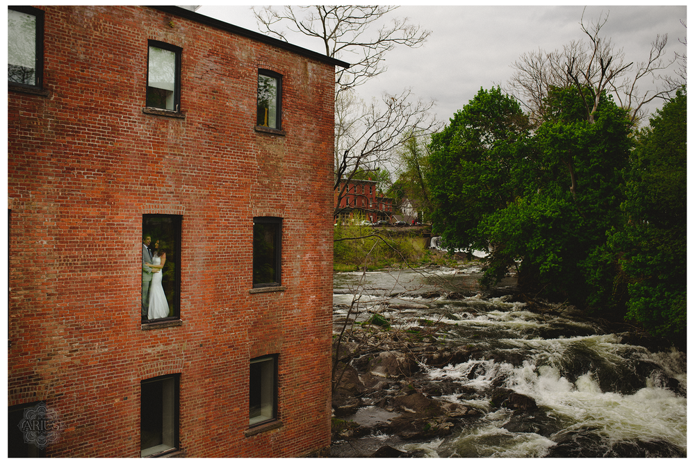 M + T got married last week at The Roundhouse in Beacon, NY. This stunning venue sits right on the river, as does the hotel and restaurant. We love coming to Beacon and seeing how many new shops are popping up like The Hudson Valley Brewery coming this Fall! Stay tuned for more from M + T's Spring wedding in the Hudson Valley.