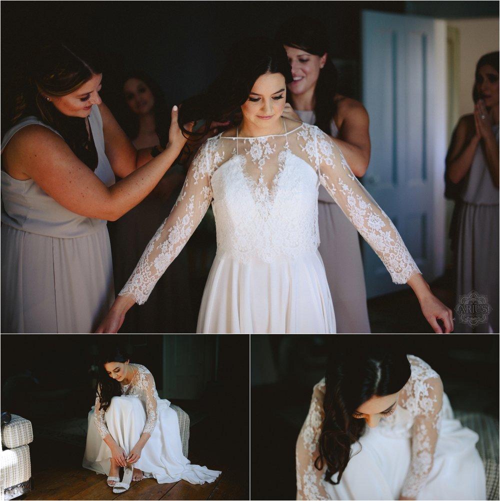 Long Sleeve Bridal Jacket