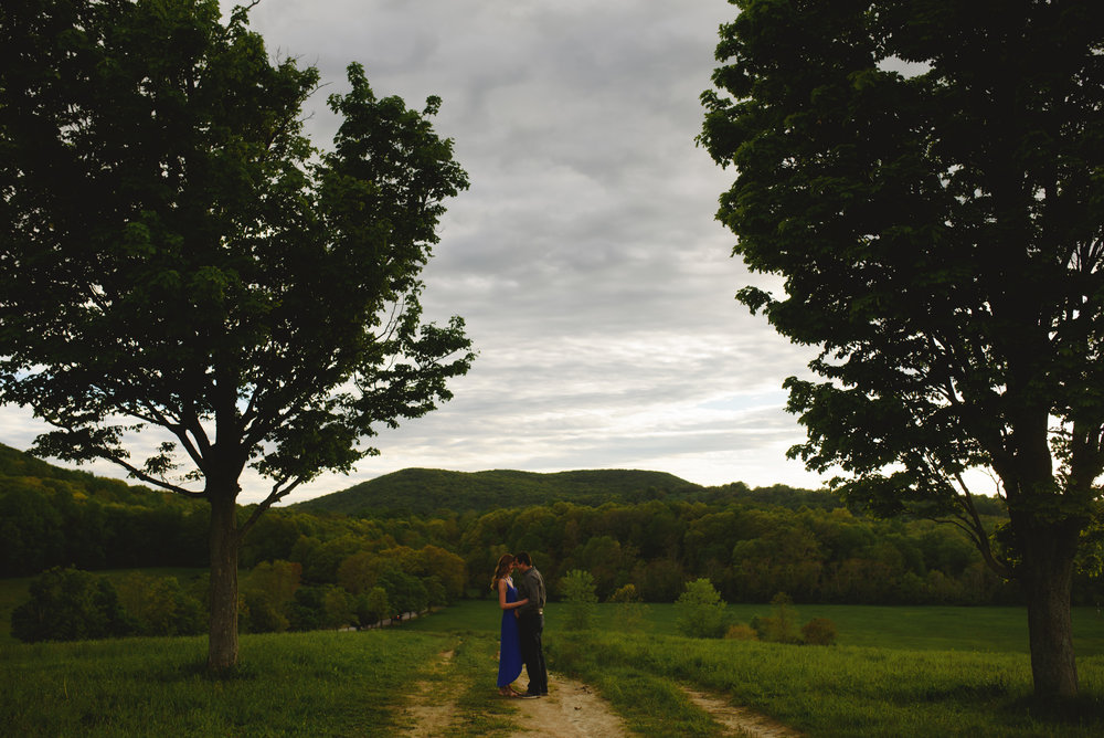 Hudson Valley Engagement Photographer
