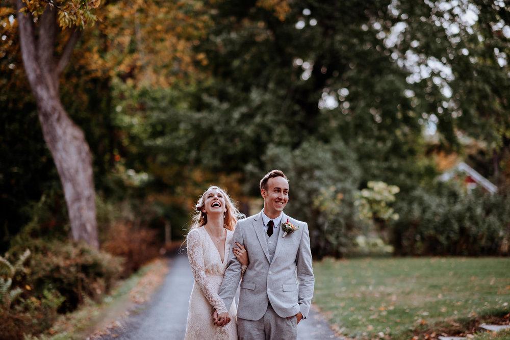 Crested Hen Farms Wedding - High Falls, NY