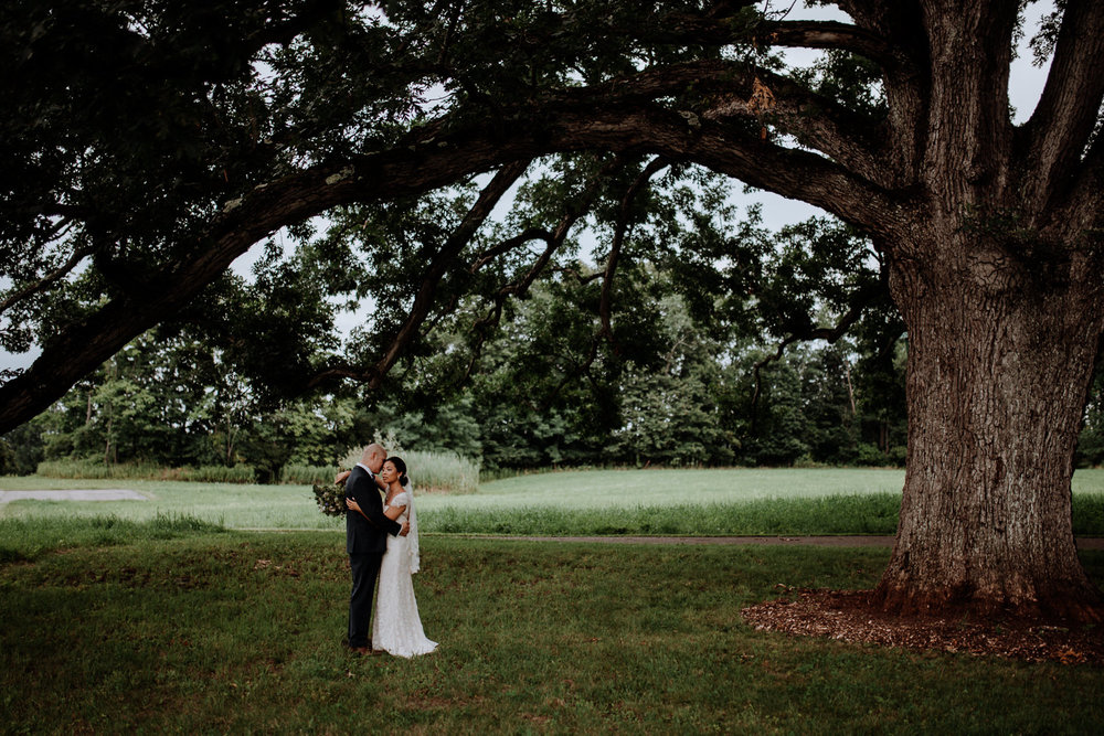 red maple vineyard wedding