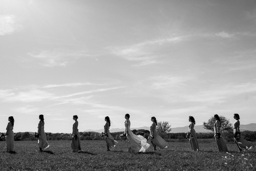 Oak Hill Hudson Wedding Photos