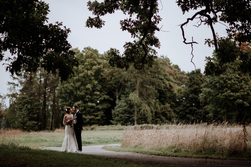 Red Maple Vineyard wedding photos