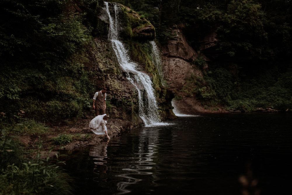 SHINGLEKILL FALLS - Catskill Mountains NY