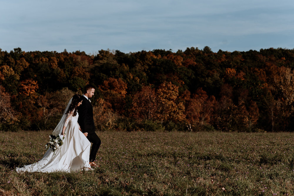 Oak Hill Wedding - Hudson NY