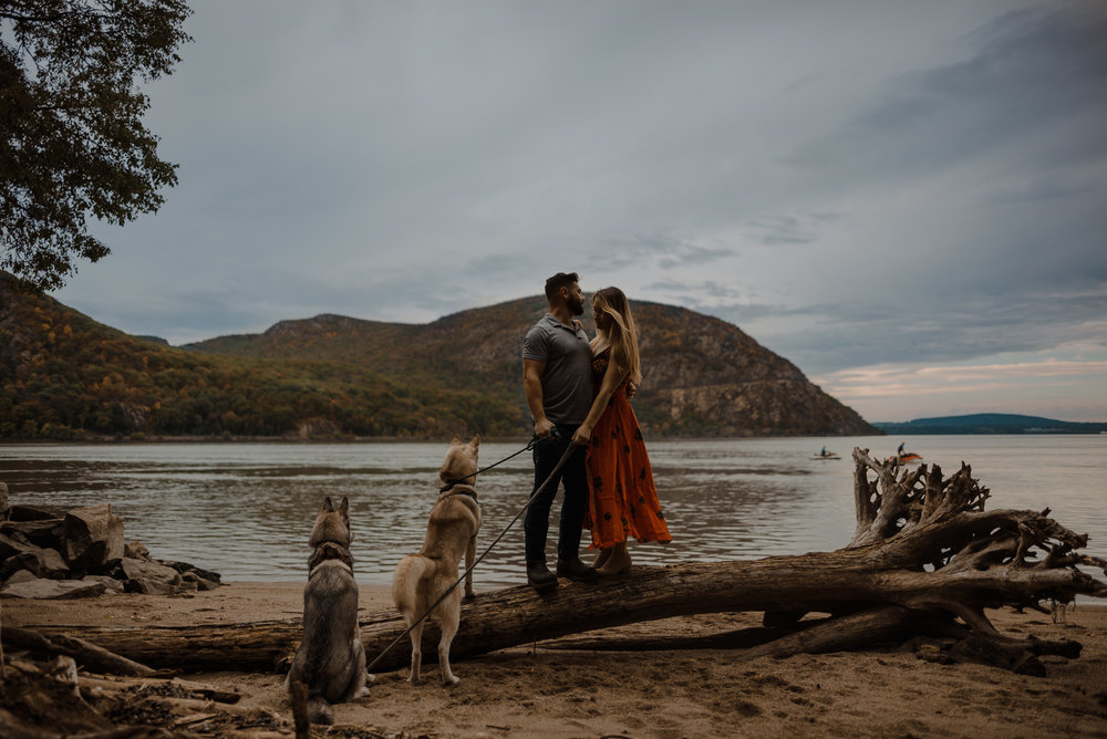 Hudson Valley Engagement - Cold Spring NY