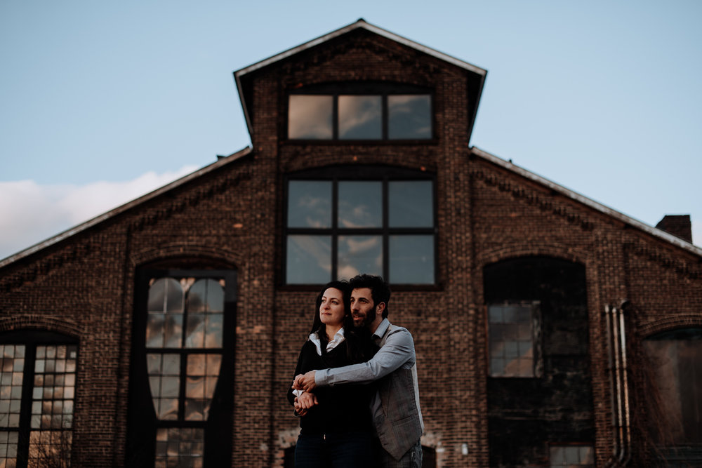 Hudson Valley Engagment Session with Arius Photography