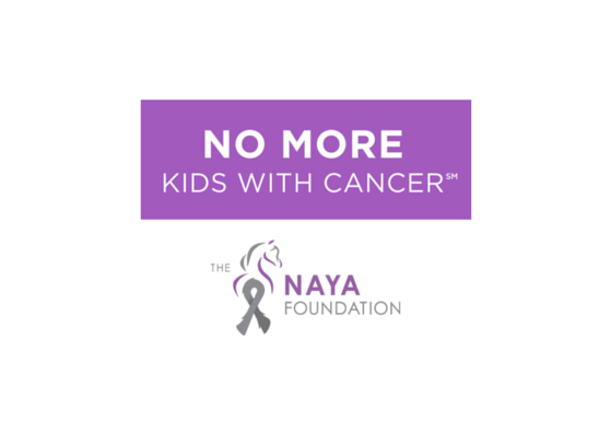 No More Kids with Cancer®