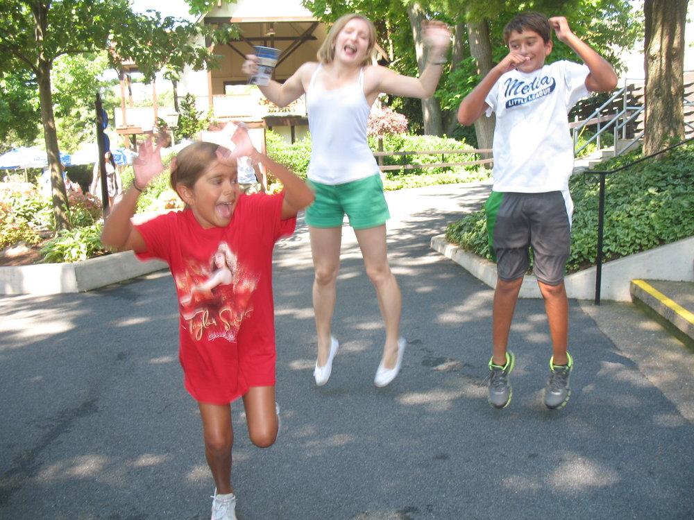 Joy for life - Hershey Park 2011/2012