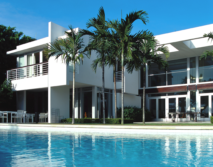Lakefront Modern Estate, Palm Beach
