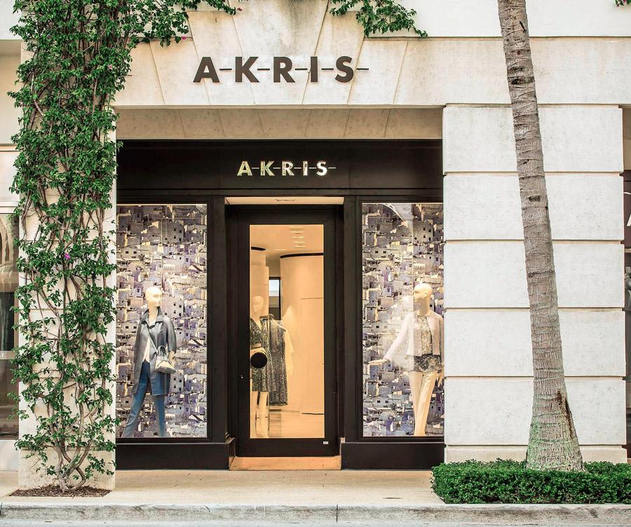 Akris, Worth Ave, Palm Beach