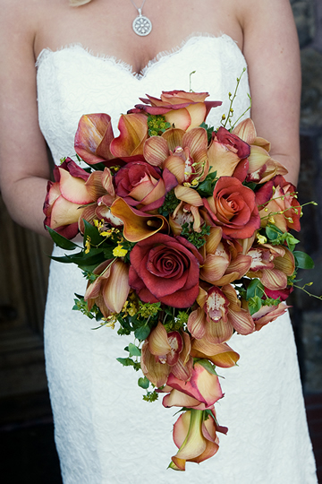 Teardrop Bouquet