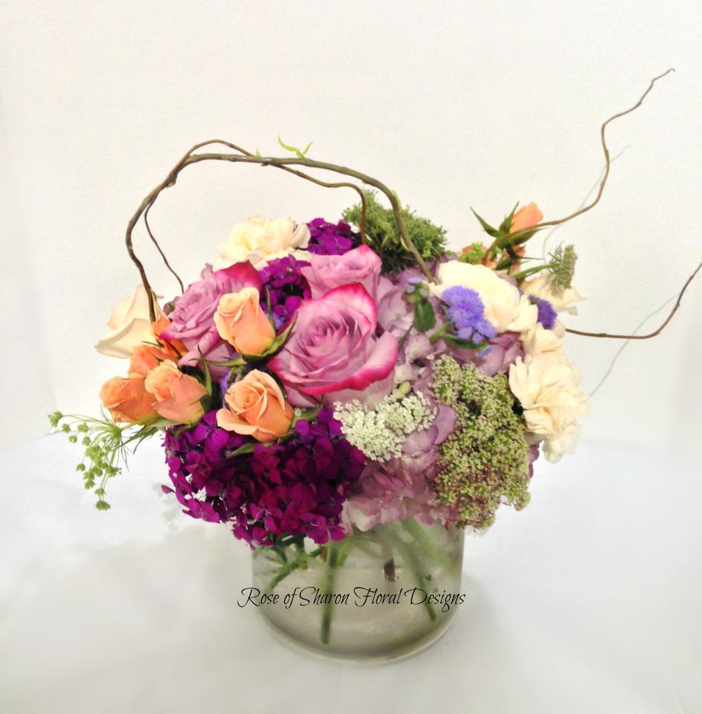 How to care for your cut flower arrangement rose of sharon floral how to care for your cut flower arrangement izmirmasajfo Gallery