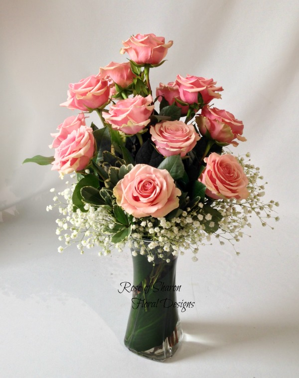 Rose Arrangement Gallery -