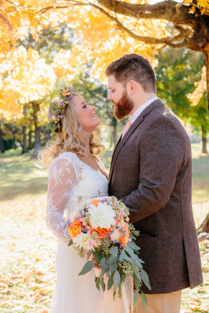 Autumn Weddings -