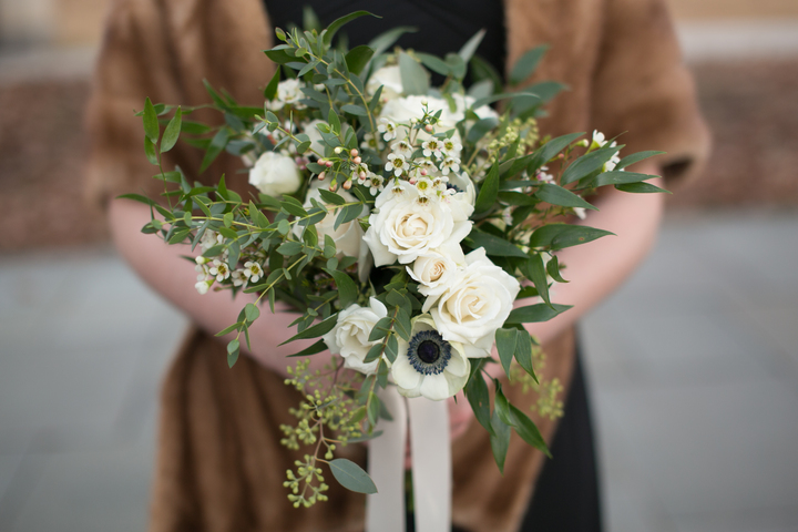 03. Erika Dotson Photgraphy. Rose of Sharon Floral Designs. blush & burgundy wedding. eucalyptus, rose & anemone bouquet..jpg