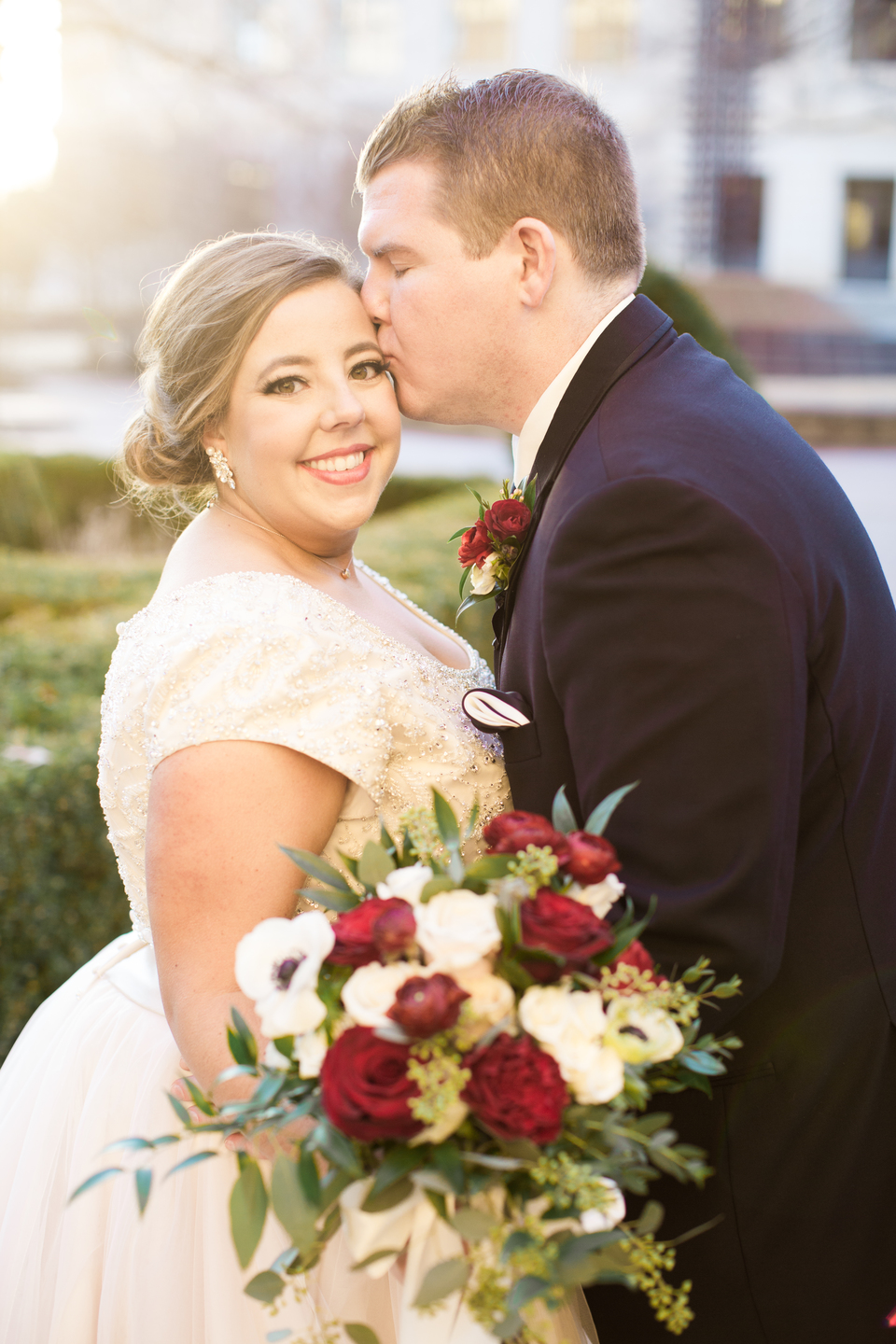 02. Erika Dotson Photgraphy. Rose of Sharon Floral Designs. blush & burgundy wedding.jpg