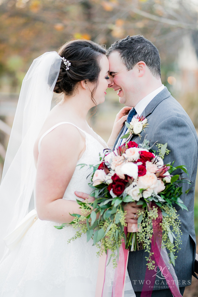 08. Two Carters Photography. Most Joyful Day. Rose of Sharon Floral Designs.  Blush, Peach & Burgundy Wedding..jpg