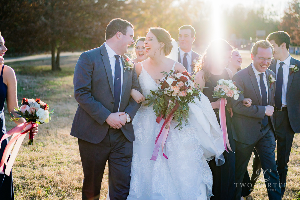 39. Two Carters Photography. Rose of Sharon Floral Designs.  Blush, Peach & Burgundy Wedding..jpg
