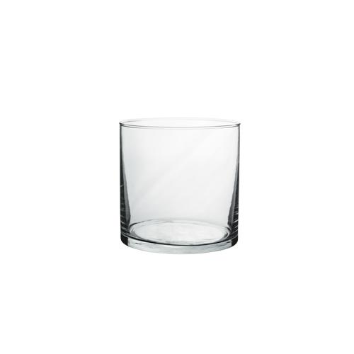 "6""x6"" cylinder vase"