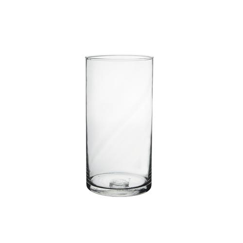 "10""x5"" cylinder vase"