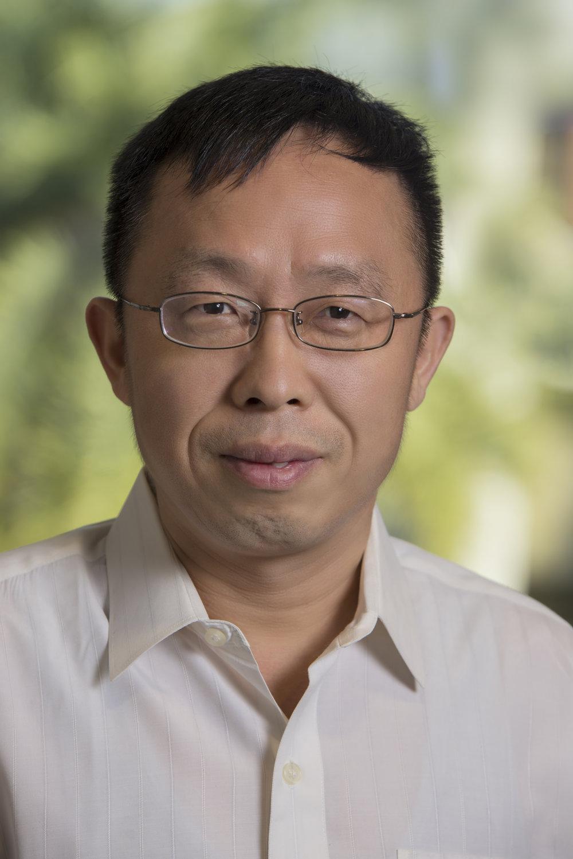 Qing-Shan Li, PhD - Chief Scientific Officer