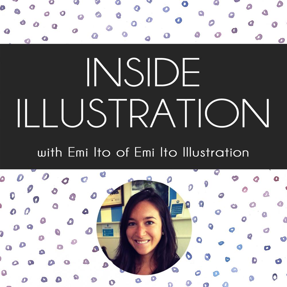 Inside Illustration Podcast Cover Art