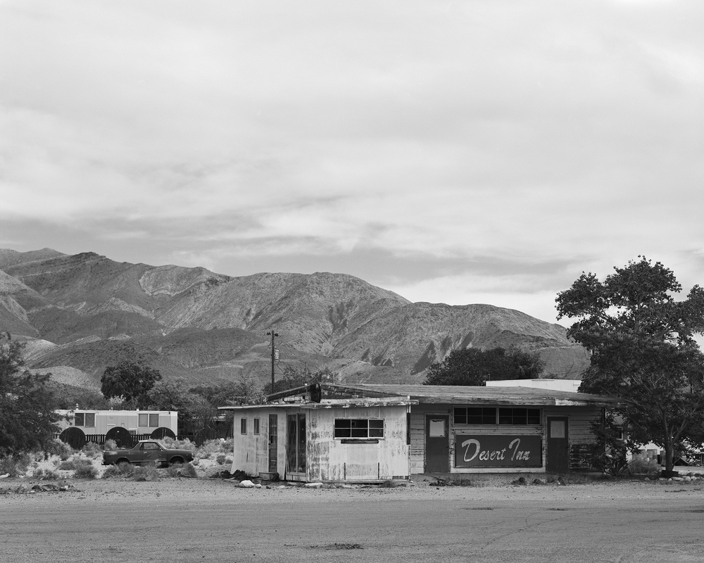 Desert Inn No. 2, Beatty, NV. 2015