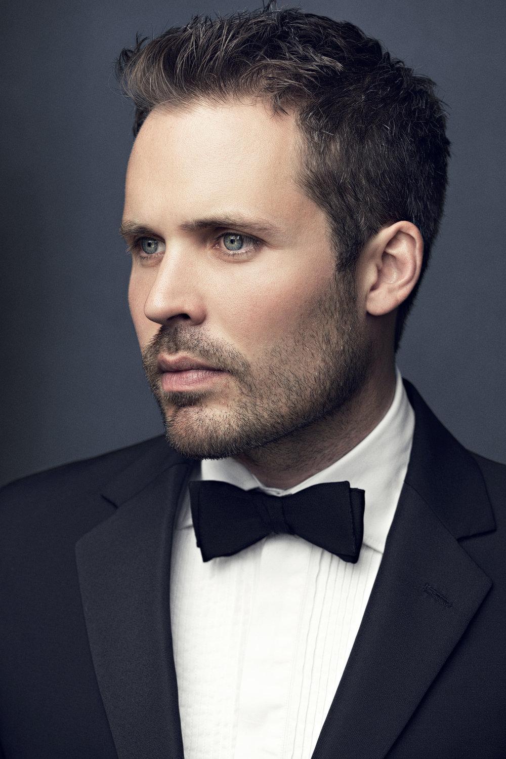 JAMES ANDERSON | Actor