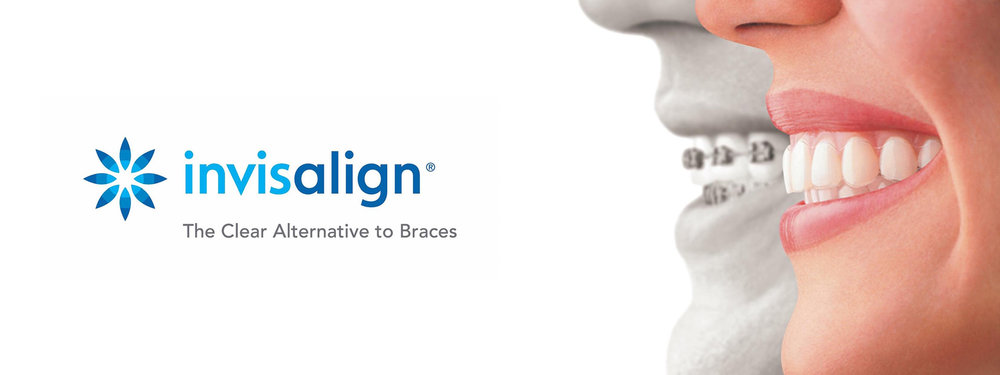 Straighten your teeth without interrupting your life! We now offer Invisalign Clear Aligner Therapy and Invisalign Teen.