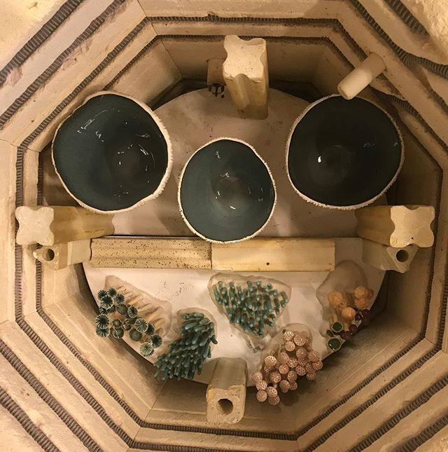 Kiln unloading just in time for #allstonopenstudios this weekend! Come check out the work of over 30 artists in one place!