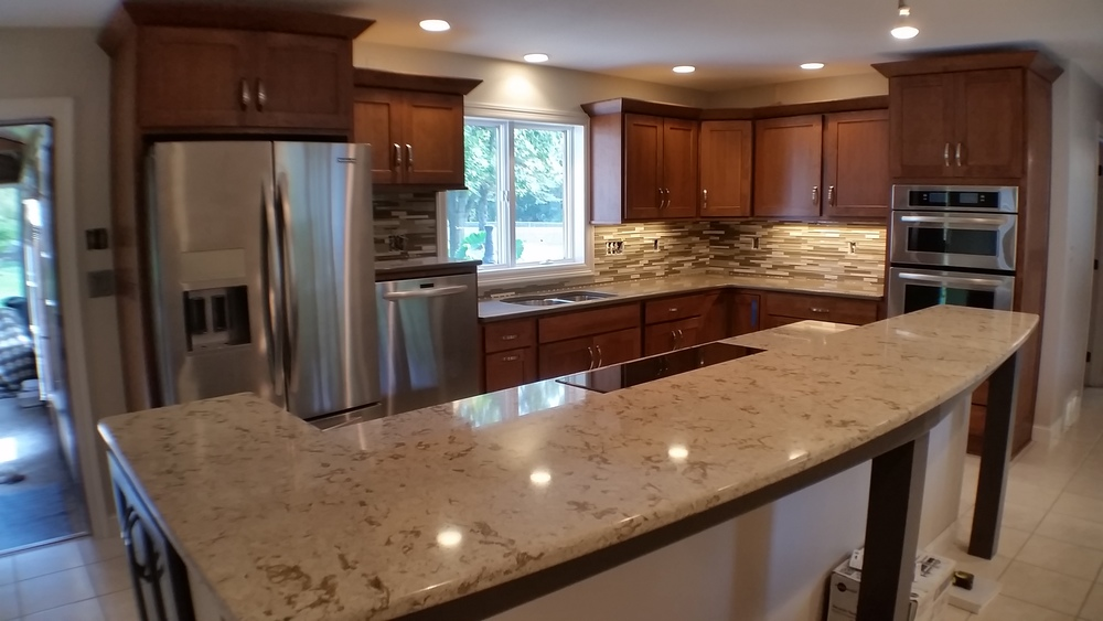Cambria Countertops, Rockford, IA
