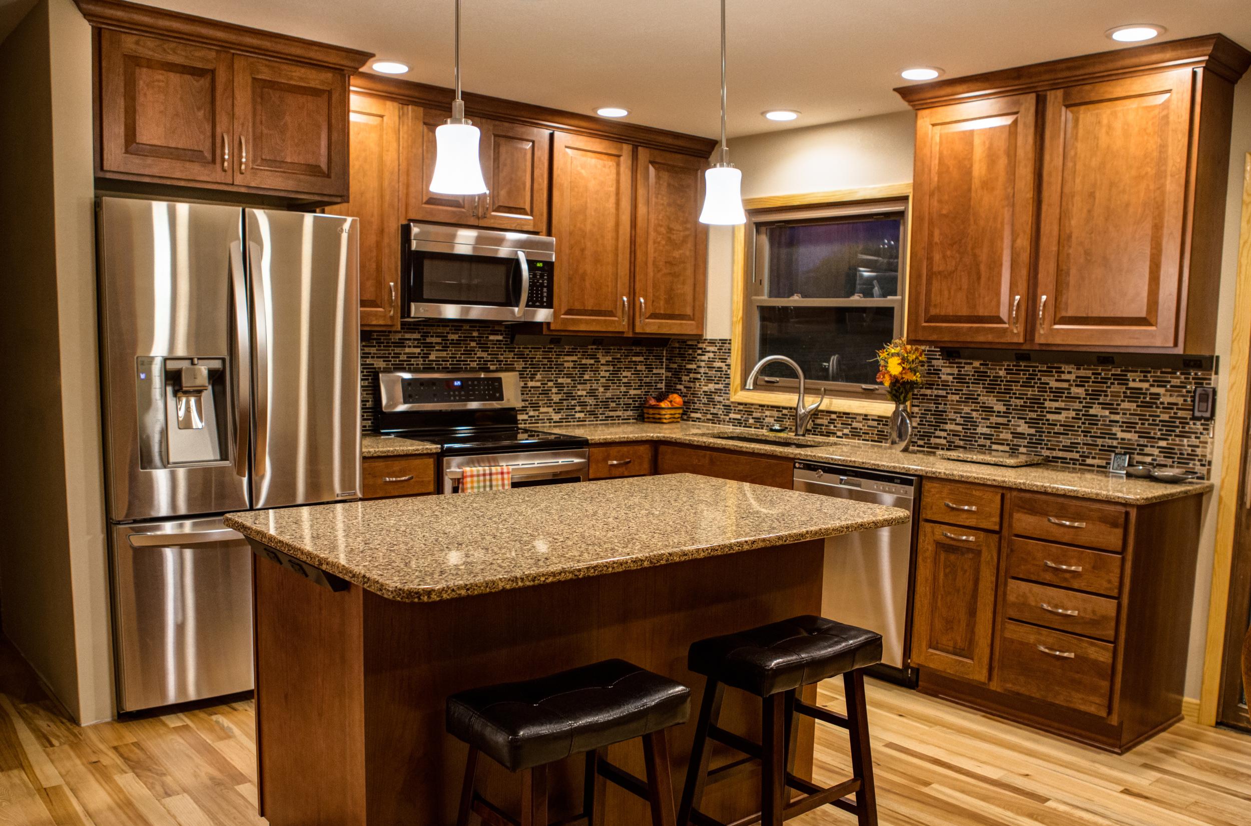 North Iowa Kitchens