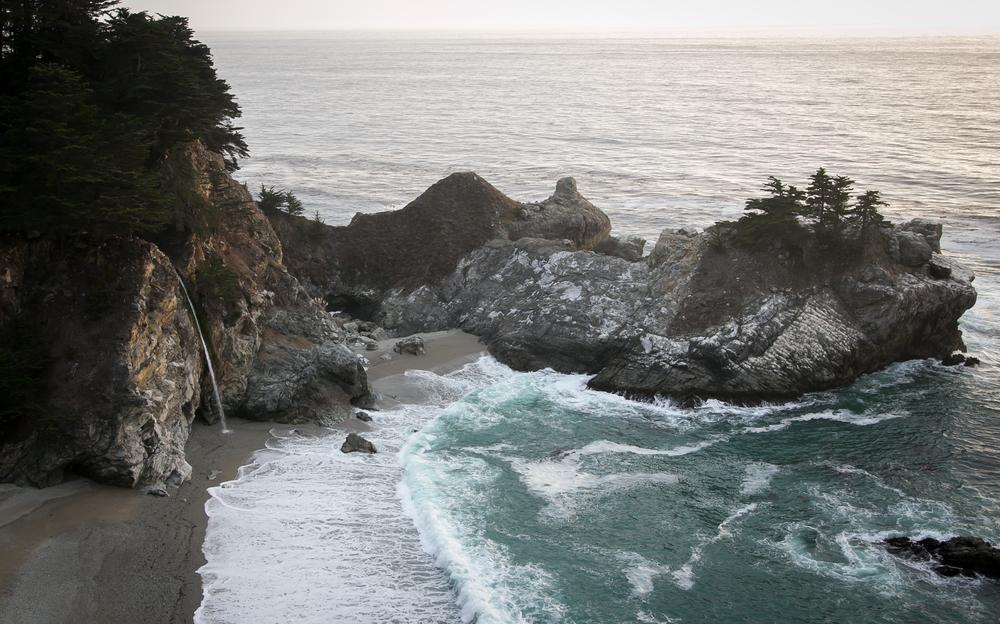 McWay Falls, Big Sur. California