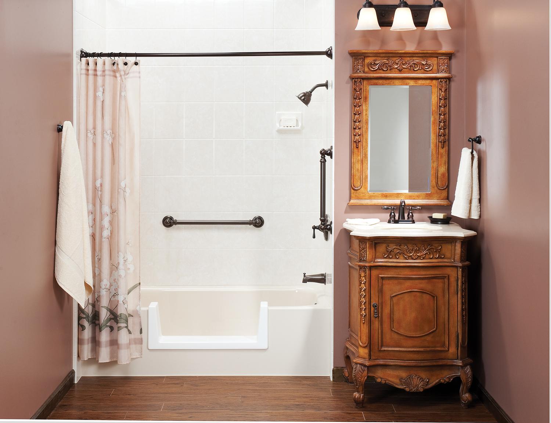 BetterBath Of Rochester - Bath wraps bathroom remodeling