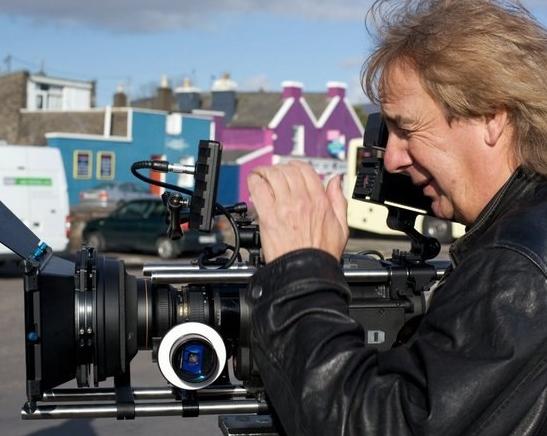 Eugene O'Connor, director of photography, lighting designer, director   eugeneoconnor.co.uk