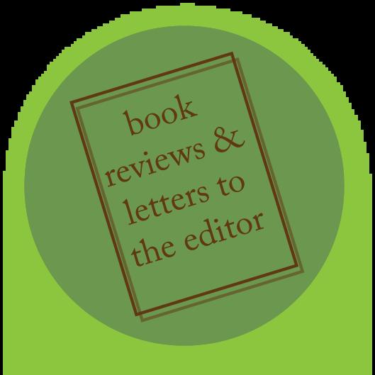 Des critiques de livres et des lettres à l'éditeur