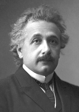 A young-ish albert einstein, Photographer Unkown