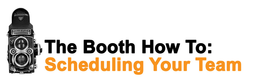 The Booth_Headshot Scheduling