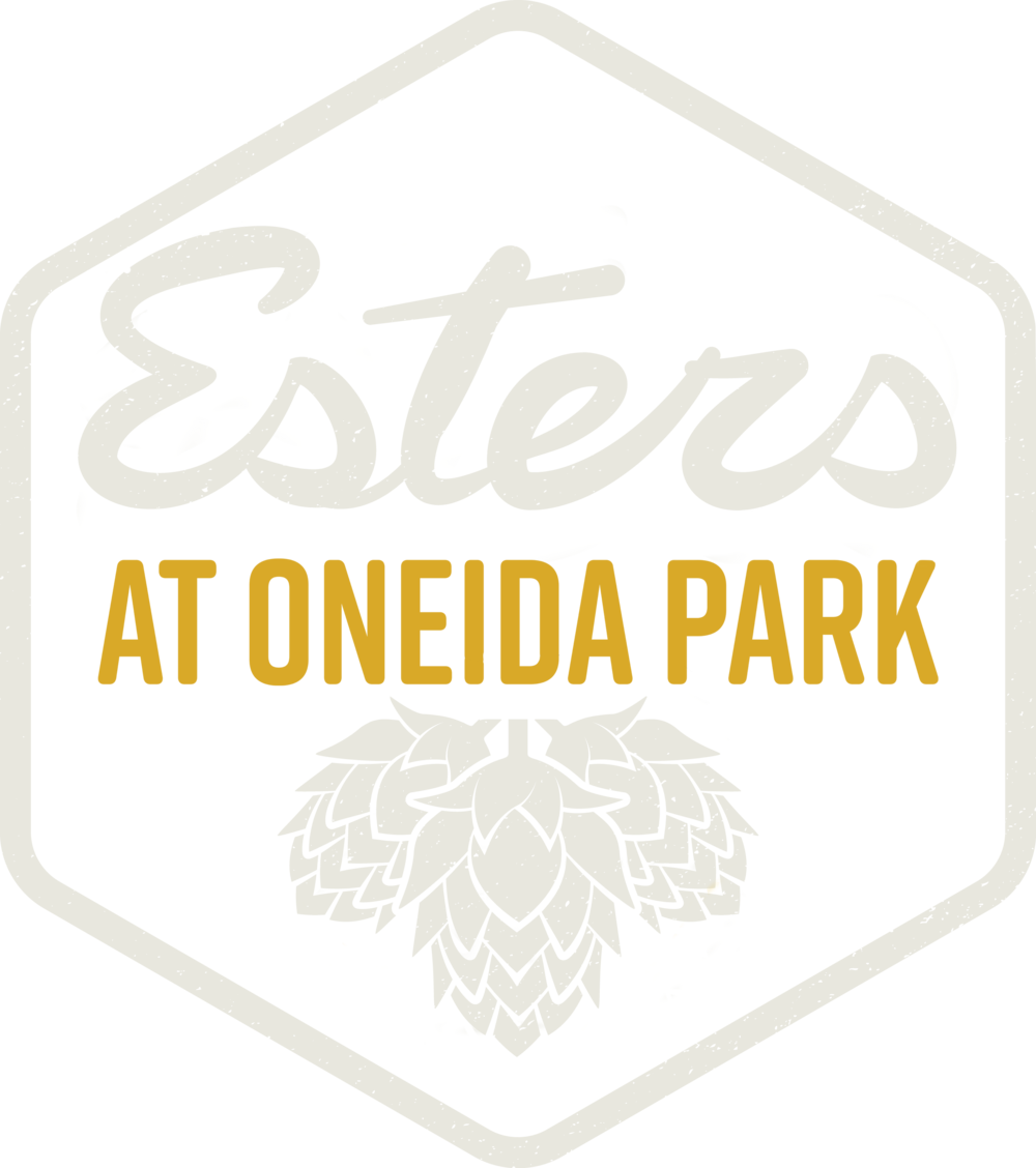 Esters at oneida park (coming soon!) - stay tuned for info about our NEW location!