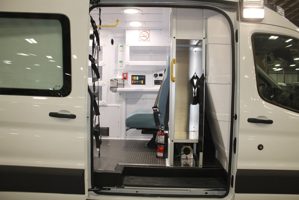FORD TRANSIT AMBULANCE - PENNSYLVANIA