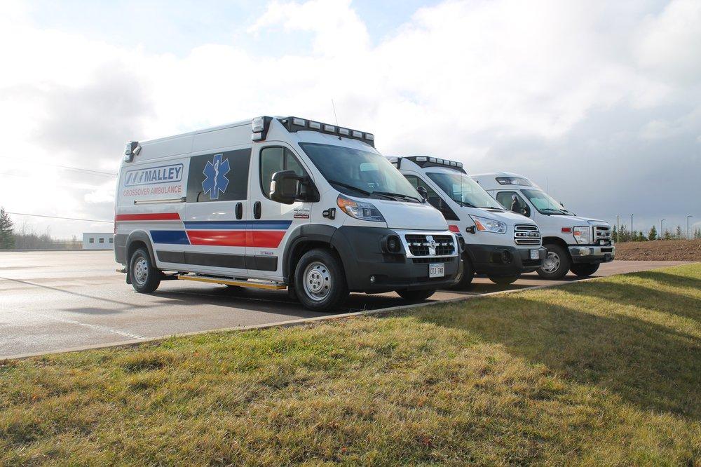 ambulancee new brunswick